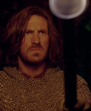 Eoin Macken as Sir Gwaine