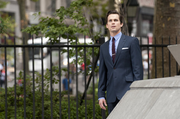 "WHITE COLLAR: Photos from ""Judgement Day"""