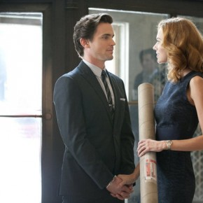 White Collar - Judgement Day - Matt Bomer, Hilarie Burton