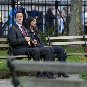 White Collar - Judgement Day - Tim DeKay, Marsha Thomason