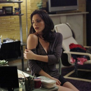 "SMASH -- ""Let's Be Bad"" Episode 105 -- Pictured: Katharine McPhee as Karen Cartwright"