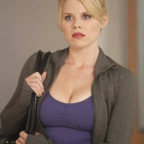 "SMASH -- ""Let's Be Bad"" Episode 105 -- Pictured: Megan Hilty as Ivy Lynn"