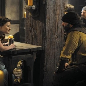ONCE UPON A TIME - EMILIE DE RAVIN, LEE ARENBERG