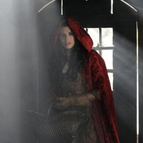 "ONCE UPON A TIME - ""Red-Handed"" - MEGHAN ORY"