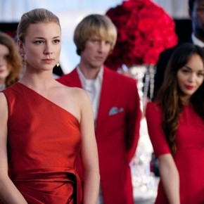 "REVENGE - ""Chaos"" - EMILY VANCAMP, GABRIEL MANN, ASHLEY MADEKWE"