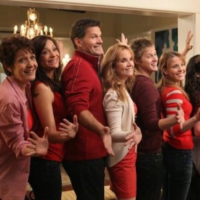 "SWITCHED AT BIRTH - ""Protect Me From What I Want"" - D.W. MOFFETT, LUCAS GRABEEL, LEA THOMPSON, VANESSA MARANO, CONSTANCE MARIE, KATIE LECLERC, IVONNE COLL"