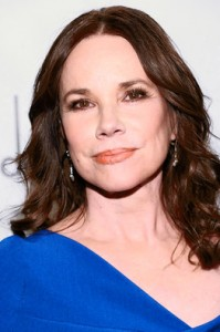 Barbara Hershey cast as the Evil Queen's mother