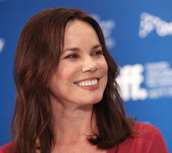 ONCE UPON A TIME: Barbara Hershey to Play Queen Mum