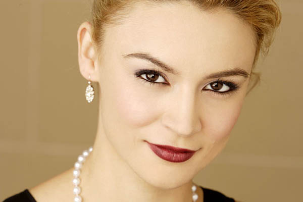 Girl Crush: Samaire Armstrong on THE MENTALIST