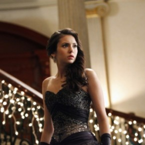 &quot;Dangerous Liasons&quot;--Nina Dobrev as Elena on THE VAMPIRE DIARIES