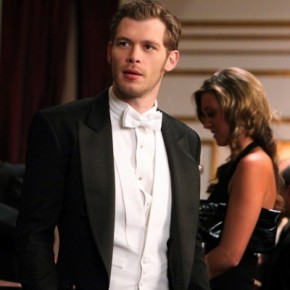 """Dangerous Liasons""--Joseph Morgan as Klaus on THE VAMPIRE DIARIES"