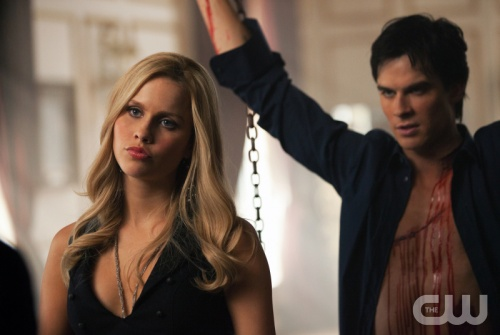 THE VAMPIRE DIARIES Recap: The Cursed and The Damned