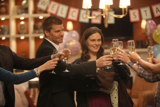 BONES: Meet the Brennan-Booth Baby! (And Play Guess That Name)