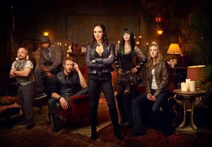 Lost Girl stars discuss their hit show