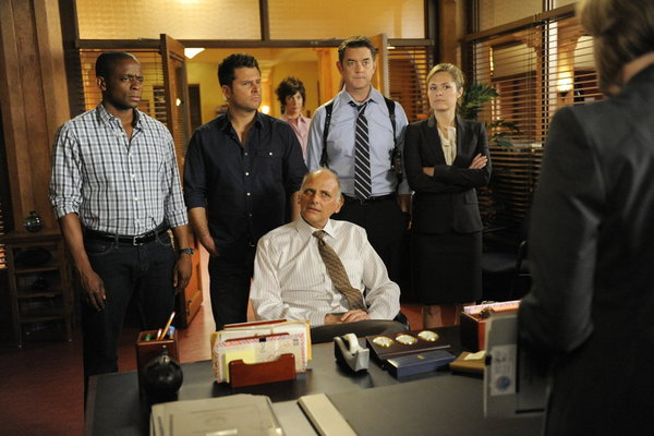 "PSYCH: Photos from ""Autopsy Turvy"""