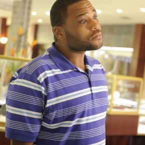 "PSYCH -- Episode 609 ""True Grits"" -- Pictured: Anthony Anderson as Thane"