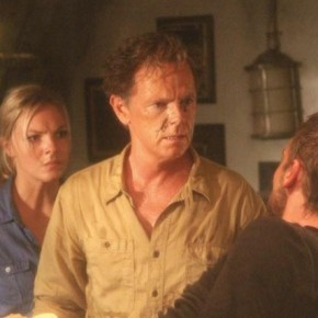 "THE RIVER - ""Row, Row, Row Your Boat"" -- ELOISE MUMFORD, BRUCE GREENWOOD, JOE ANDERSON"