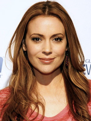 BREAKING IN: Alyssa Milano Returns