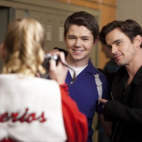 "Glee ""Big Brother"" Matt Bomer"