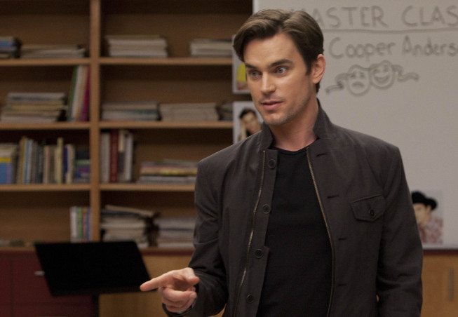 GLEE: Big Brother, Matt Bomer