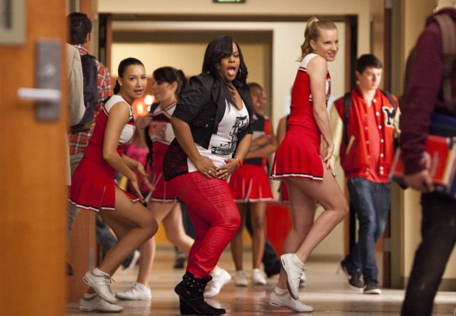 GLEE: Saturday Night Glee-ver