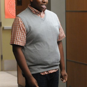 GLEE: Alex Newell