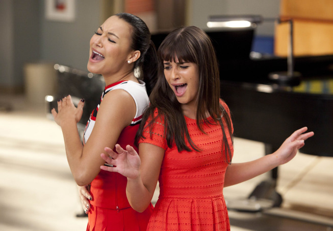 GLEE: Photos from &#8220;Dance With Somebody&#8221;
