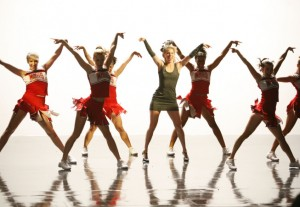 "GLEE: ""Dance With Somebody"""