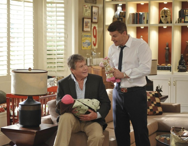 "BONES: Photos from Ep. 711, ""The Family in the Feud"""
