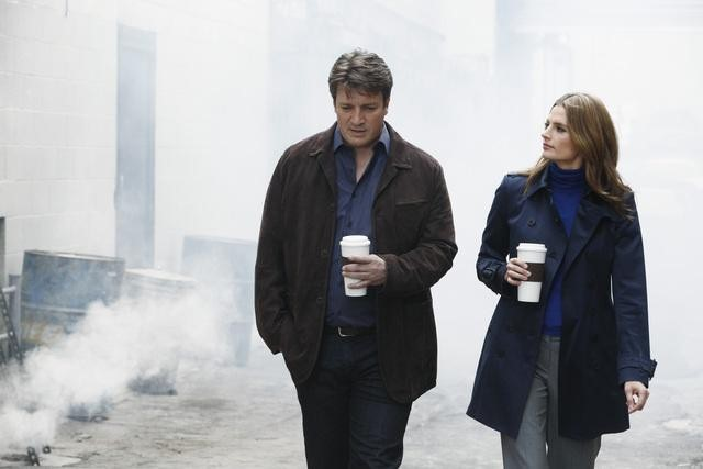 "CASTLE: Photos from ""Always"""