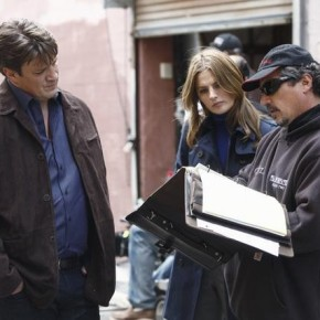 "CASTLE - ""Always"" - Behind the scenes."