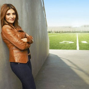 NECESSARY ROUGHNESS -- Season: 2 -- Callie Thorne