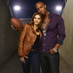 NECESSARY ROUGHNESS -- Season: 2 -- Callie Thorne, Mehcad Brooks