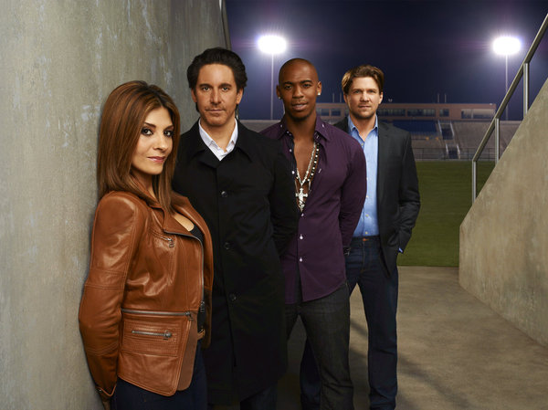 NECESSARY ROUGHNESS: Dr. Dani Faces a New Set of Issues in Season 2