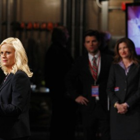 "PARKS AND RECREATION -- ""The Debate"" Episode 420"