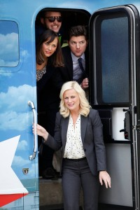 "PARKS AND RECREATION -- ""Bus Tour"" Episode 421"