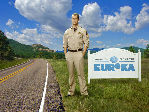 A Final Salute to EUREKA at NBC Universal Press Day