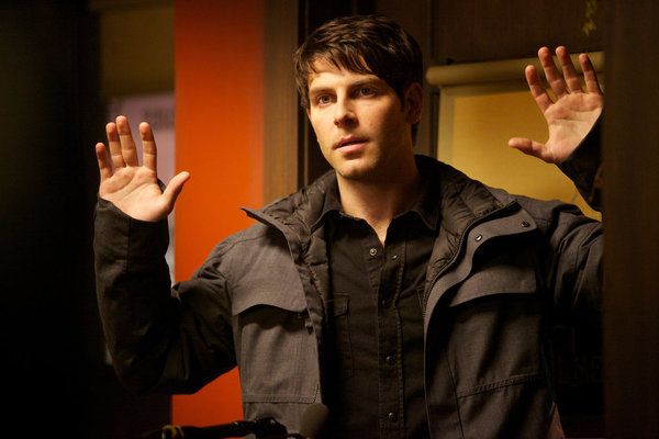 "GRIMM: Photos from ""Cat and Mouse"""