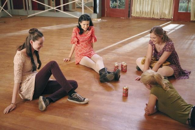 BUNHEADS: Photo Stills from Pilot Episode