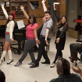 "GLEE: the ""Goodbye"" season finale episode"