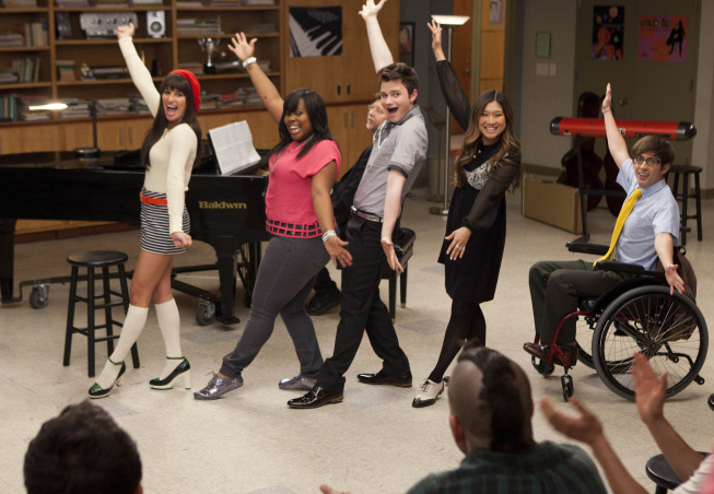 "GLEE: Photos from Season Finale, ""Goodbye"""