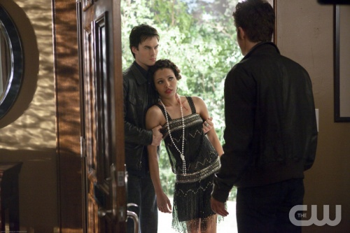 THE VAMPIRE DIARIES: Before Sunset