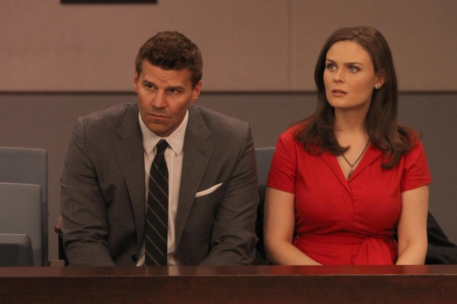 "BONES: Photos from the Season Finale, ""The Past in the Present"""
