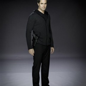 Continuum - Victor Webster as Carlos