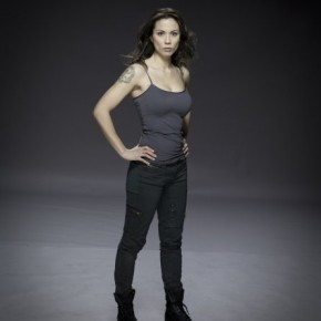Continuum - Lexa Doig as Sonya