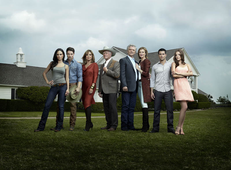 DALLAS: Cast Photos