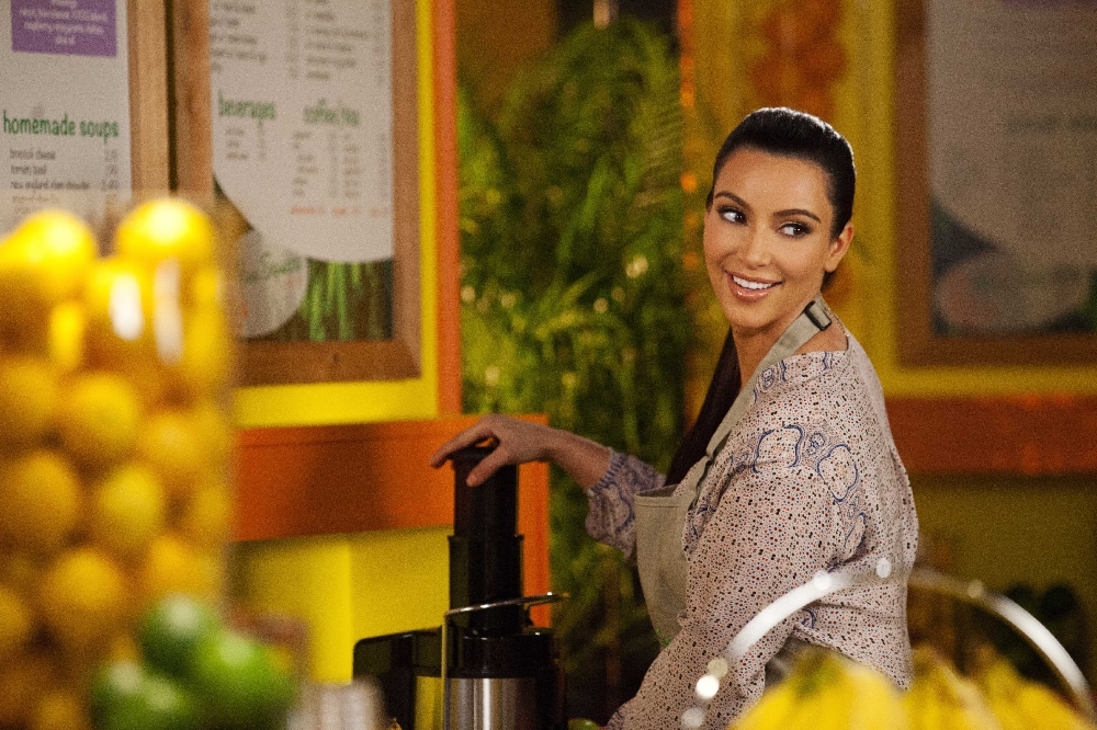 DROP DEAD DIVA: Season 4 Premiere Photos with Kim Kardashian