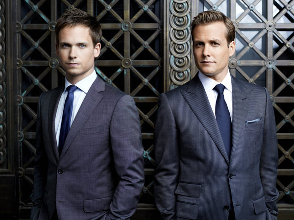 SUITS: New Cast Promos