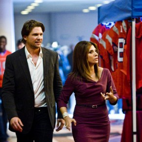 "NECESSARY ROUGHNESS -- ""Shrink or Swim"" Episode 201"