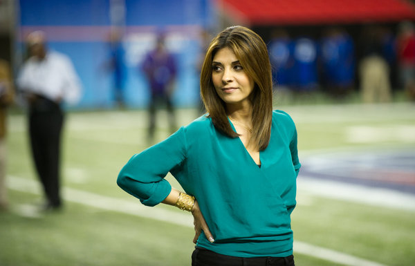 "NECESSARY ROUGHNESS: Photos from Episode 203, ""Wide Deceiver"""